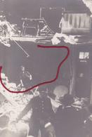 ( 59 ) - Douai Bombenabwurf  Carte Photo Allemande 1° Guerre - Douai
