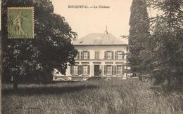 95 - BOUQUEVAL - LE CHÂTEAU - France