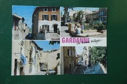 WW )  GARDANNE - Andere Gemeenten