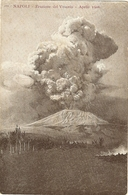 NAPOLI -  ERUZIONE DEL VESUVIO - APRILE 1906   51 - Italia