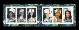 French Polynesia 2019 Mih. 1406/11 Miss Tahiti MNH ** - Polynésie Française