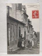 Lormont. Rue Du Presbytère. Animée - France