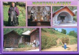 73 - Montgellafrey : Arts Et Traditions... Multivues - Autres Communes