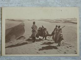 BOU SAADA            DANS LES DUNES DE SABLE - Algeria
