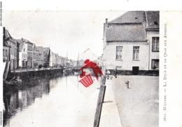 MALINES - La Dyle Et Le Quai Aux Avoines - Carte Circulée En 1910 - Malines