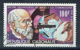 Gabon, Robert Koch, Tuberculosis, 1982, VFU - Gabon