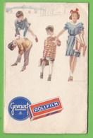 Pochette  Pour Photos Et Pellicules  -  Publicité ROLLFILM  GEVAERT - Publicités