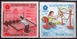 LAOS                       N° 218/219                       NEUF** - Laos