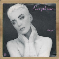 "7"" Single, Eurythmics - Angel - Disco, Pop"