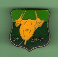 USA *** ARMEE DE L'AIR 3+SR-71 *** 2013 - Militares
