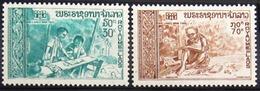 LAOS                       N° 243/244                       NEUF** - Laos