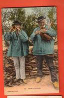 KAH-37 Biniou Et Bombarde, Joueurs De Vieux Instruments. Non Circulé - Musique