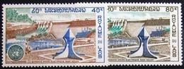 LAOS                       N° 245/246                       NEUF** - Laos
