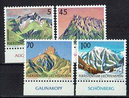 Liechtenstein 1990 // Mi. 993/996 ** - Ungebraucht