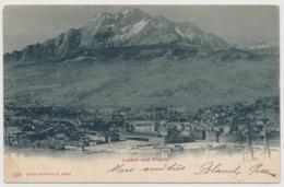 Luzern Und Pilatus - LU Luzern