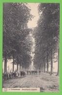 TIRLEMONT   -   Boulevard Léopold - Tienen