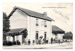 St Loup La Gare - France