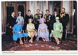 THE ROYAL FAMILY - Royal Families