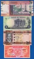 Soudan  9  Billets - Soudan