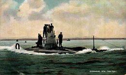 SUBMARINE NR 4 NEW TYPE - Submarinos