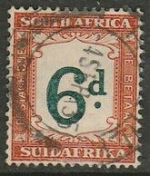 South Africa, GVR, 1933, Green & Brown-orange, Used - South Africa (...-1961)