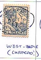 WEST INDIE CURACAO (31814-114) - Curaçao, Antilles Neérlandaises, Aruba