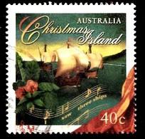 Christmas Island 1996  Mi.nr.:423 Weihnachten  Oblitérés / Used / Gestempeld - Christmas Island