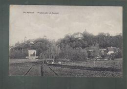 CPA (All.) Pr. Holland - Promenade Mit Schloss - Ostpreussen