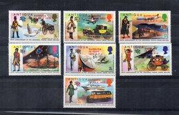 Antigua Barbuda - 1974 - 1° Centenario U.P.U. ( Unione Postale Universale) - 7 Valori - Nuovo ** - (FDC18696) - Antigua E Barbuda (1981-...)