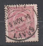 PORTUGAL CE AFINSA 63 - POSTMARKS -  LAVOS - 1862-1884 : D.Luiz I