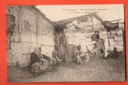 KAI-21 Salonique Thessalonique Salonica Quartier De Réfugiés. ANIME. Non Circulé - Grèce