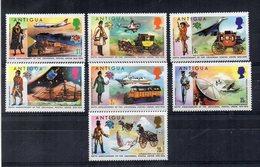 Antigua - 1974 - 1° Centenario U.P.U. ( Unione Postale Universale) - 7 Valori - Nuovi ** - (FDC18697) - Antigua E Barbuda (1981-...)