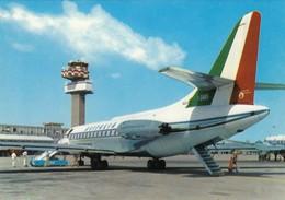 AEROPORTO-AEROPORT-AIRPORT-FLUGHAFEN-FIUMICINO-LEONARDO DA VINCI-ITALY- VERA FOTOGRAFIA NON VIAGGIATA - Aérodromes