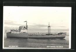 AK M.V. Irish Fir, Irish Shipping Ltd., Handelsschiff - Koopvaardij