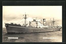 AK Handelsschiff S.S. Irish Cedar, Irish Shipping Ltd. - Koopvaardij