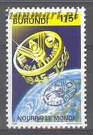Burundi 1995 Mi 1805 MNH ( ZS4 BUR1805 ) - Against Starve