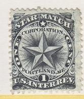 U.S. R O 172 B  SILK   MATCH - Revenues