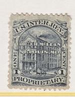 U.S. R S 170 B   SILK       MEDICINE - Revenues