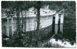 85200 MERVENT - Le Barrage En Cours D'achèvement Vers 1956 - CPSM 9x14 Style Photo Véritable - Autres Communes