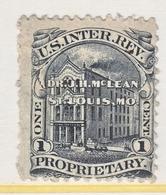 U.S. R S 170 D       MEDICINE - Revenues