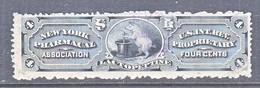 U.S. R S 187 C  PINK  PAPER       MEDICINE - Revenues