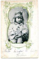 Boisson - Enfant Dans Un Cadre Art Nouveau - On Dirait Du Champagne - Ritratti