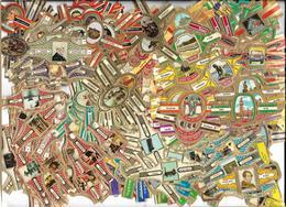 Sig:1: +500oude Sigarebandjes... Verschillende Bandjes .. Verder Uit Te Zoeken.. - Bauchbinden (Zigarrenringe)