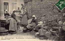 ILE D'OLERON  -  La Lessive Au Village - Ile D'Oléron