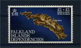 FALKL.DEP. 1982 Nr 116 Postfrisch (106280) - Falklandinseln
