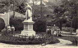 MARANS  - Jardin Public - France