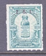 U.S. R S 281   *  MEDICINE - Revenues