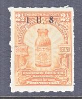 U.S. R S 283   (o)  MEDICINE - Revenues