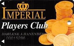 Imperial Casino Cripple Creek, CO Slot Card - Casino Cards