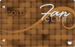Isle Of Capri Casino Multi-Locations BLANK Fan Club Slot Card @2014 With C-92861E4 Over Mag Stripe - Casino Cards